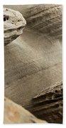 Sand Spirits Beach Towel