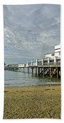 Sandown Pier Beach Towel