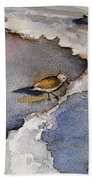 Sandpiper Seashore Beach Towel