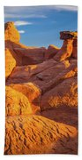 Sandstone Castle Beach Towel