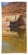 Sandstone Illusions Beach Towel