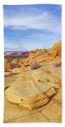 Sandstone Wonders Beach Towel by Chad Dutson