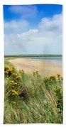 Sandunes At Fethard, Co Wexford, Ireland Beach Towel