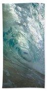 Sandy Cascade Beach Towel