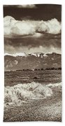 Sangre De Cristo Mountains Beach Towel