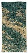 Santa Clara County Real Estate Beach Towel