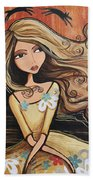 Santa Fe Dreams Beach Towel