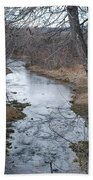 Santa Fe River Beach Towel