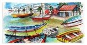 Santa Luzia 04 Beach Sheet