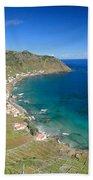 Santa Maria Azores II Beach Towel