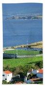 Sao Miguel Island - Azores Beach Towel