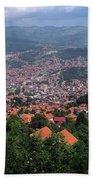 Sarajevo   Beach Towel