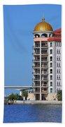 Sarasota Life 02 Beach Towel