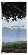 Sarasota Life 03 Beach Towel