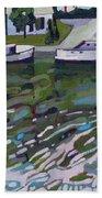 Saugeen Shores Beach Towel