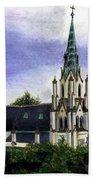 Savannah Cathedral Beach Sheet