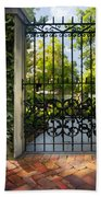 Savannah Gate II Beach Towel