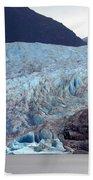 Sawyer Glacier Beach Towel