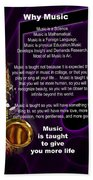 Saxophone Photographs Or Pictures For T-shirts Why Music 4819.02 Beach Towel