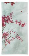 Scattered To The Four Winds Beach Towel