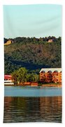 Scenic Lake Guntersville Beach Towel