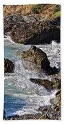 Scenic Sea Beach Towel