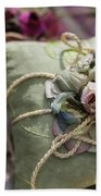 Scent Of Roses Beach Towel