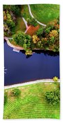 Schenk Lake Beach Towel