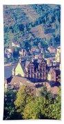 Schloss Heidelberg Beach Towel