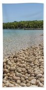 Schoolhouse Beach Washington Island Beach Sheet
