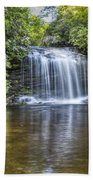 Schoolhouse Falls Beach Towel