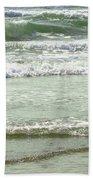 Sea Green Beach Sheet