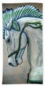 Sea Horse Beach Towel
