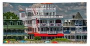 Sea Mist Hotel Beach Towel