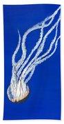 Sea Nettle II Beach Towel