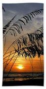 Sea Oats Beach Towel