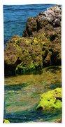 Sea Of Marmara Seashore Beach Towel