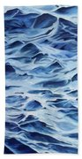 Sea Rhythms Beach Towel