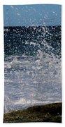 Sea Spray Beach Towel
