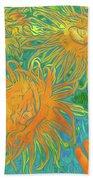 Sea Urchin 10 Beach Towel