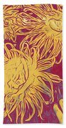 Sea Urchin 6 Beach Towel