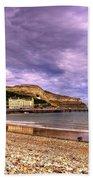 Sea View Town Beach Sheet