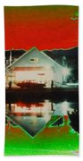 Seabeck General Store Beach Towel