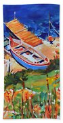 Seacoast Beach Towel