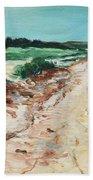 Sean Beach Towel
