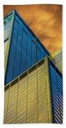 Sears Tower By Skidmore, Owings And Merrill Dsc4411 Beach Towel