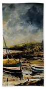 Seascape 452654 Beach Towel