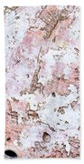 Seashell Abstract Beach Towel