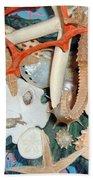 Seashell Crazy Beach Towel