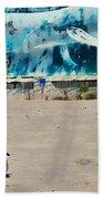 Seaside Art Gallery Beach Sheet